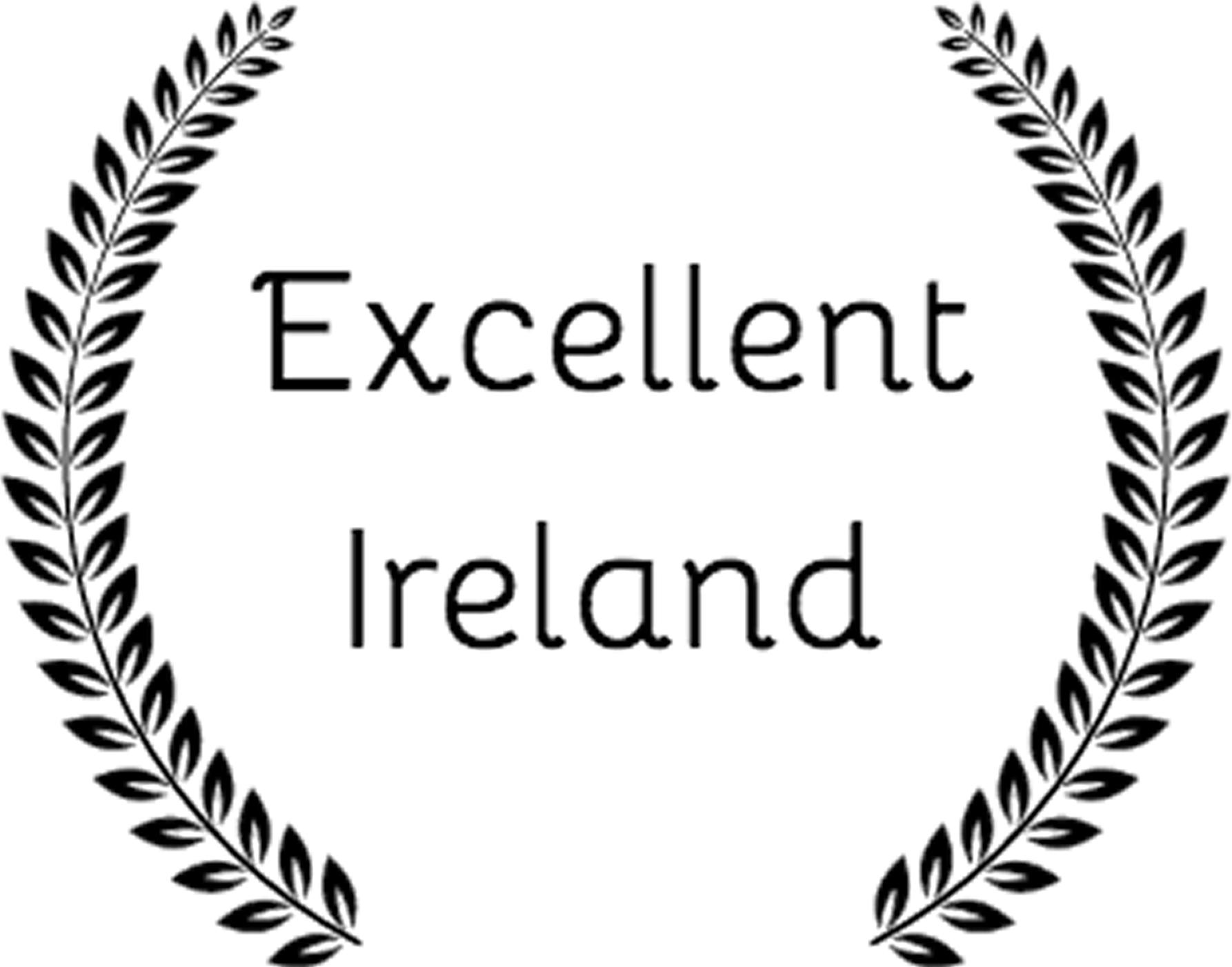 Excellent Ireland